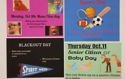 Plans Set for Spirit Week