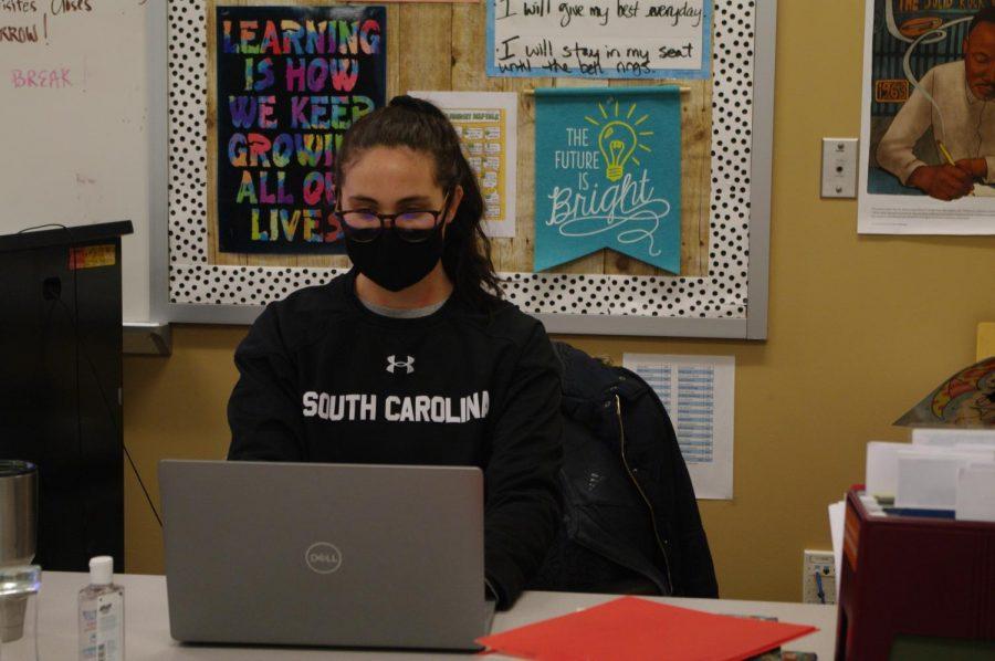 New Teacher Feature: Ms. Alexis Bell